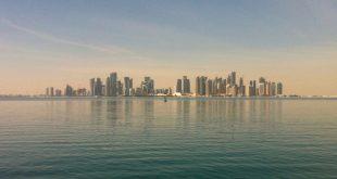Ciudad Doha en Qatar