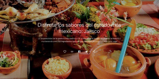 La cultura de Jalisco en Google Arts and Culture