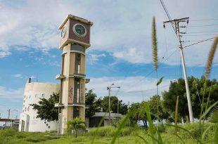 Reloj público de Manta