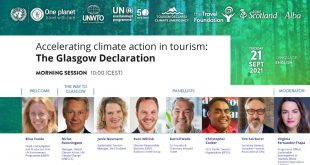 Sesión Declaración de Glasgow