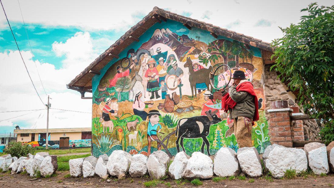 Bocinero en Ecuador