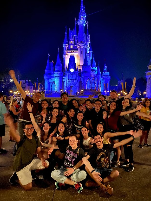 Cast Members en Disney