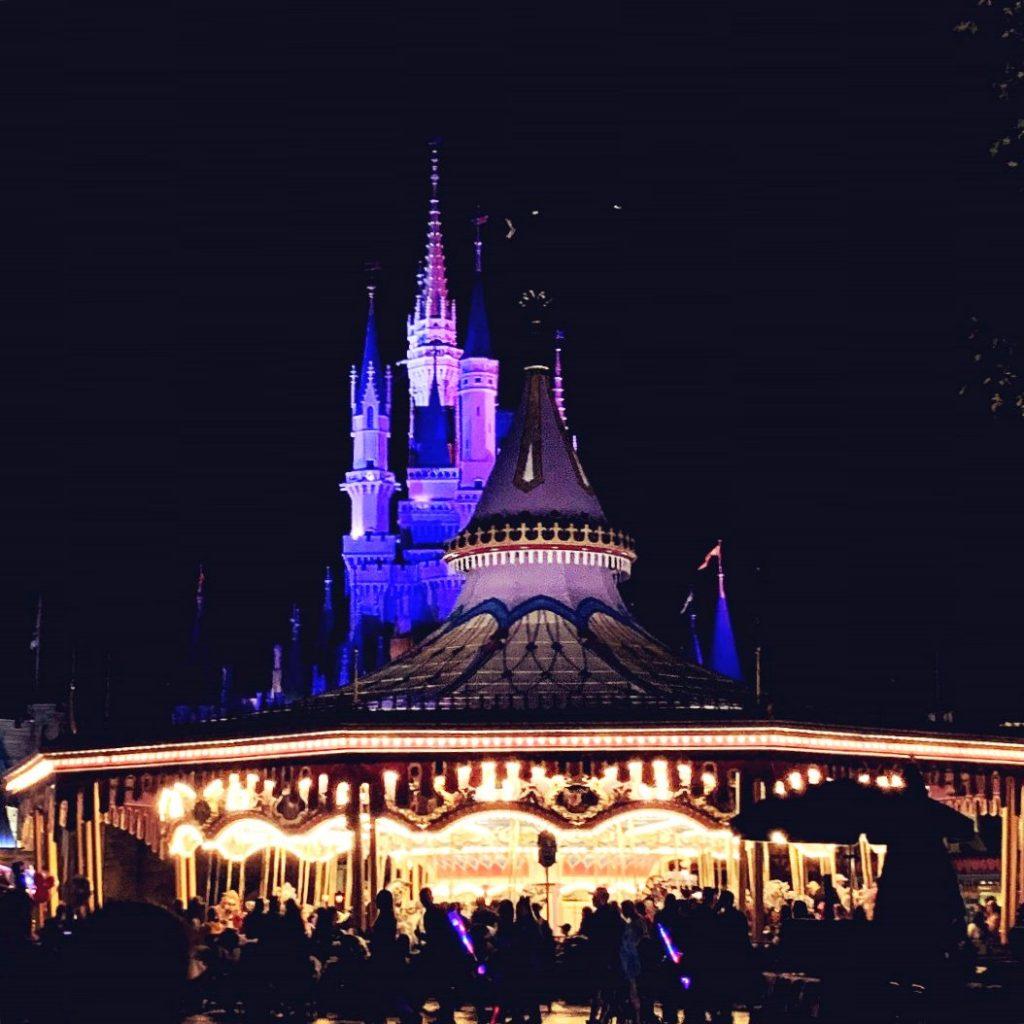 Castillo en Disney