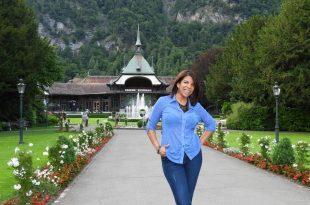 Cristina Rosario, periodista turística