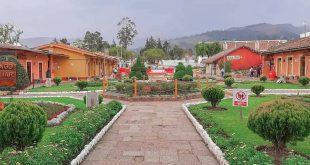 Distrito de Baños del Inca, Cajamarca, Perú