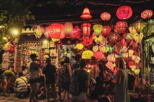 Turistas en Vietnam